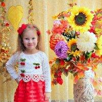 Осенний портретик :: Павел Прозоров