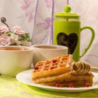 Завтрак с любимой :: Александр Мантров