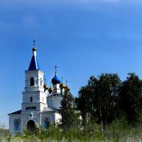 Церковь Преображения Господня :: Galina ✋ ✋✋