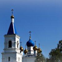 Церковь Преображения Господня .. лето 2016 год :: Galina ✋ ✋✋