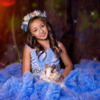 маленькая фея :: Irina Zvereva
