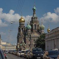 Церковь Спаса-на-Крови! :: Ольга Лиманская