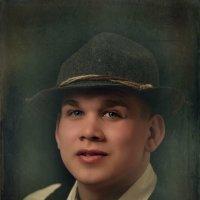 Портрет молодого мужчины. :: Марина Кузьмина