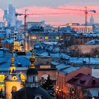 Мой город :: Анна Аринова