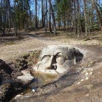 Каменная голова :: genar-58 '