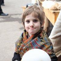 образ девочки,а глаза :: Олег Лукьянов