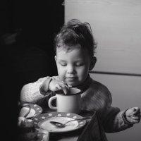 внучка :: Александр Булавко
