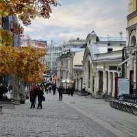 Москва, ул.Кузнецкий Мост :: Наталья  (Алла) Савелова