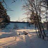 Мороз и Солнце :: ВладиМер