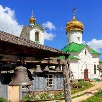 Перед освящением колоколов... :: Лесо-Вед (Баранов)