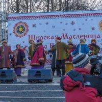 Масленица и телевидение :: Сергей Цветков