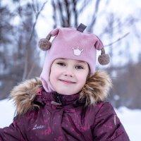 Алиса в стране снега. :: Юрий Харченко