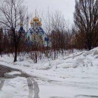 Конец марта :: Александр Алексеев