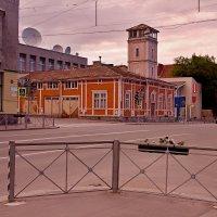 Отображение провинциальной тишины :: Константин