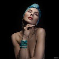 Голубой браслет :: hemail Nekrasov