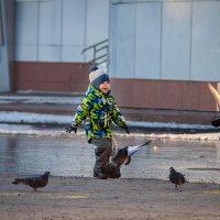 Детские забавы :: Ильдар Шангараев