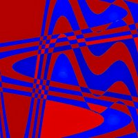 Абстрактный рисунок  в красном :: Фотогруппа Весна.