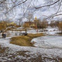 в город пришла весна... :: Moscow.Salnikov Сальников Сергей Георгиевич