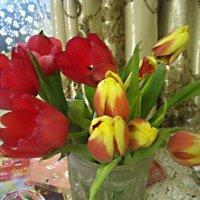 Букет тюльпанов :: Елена Семигина