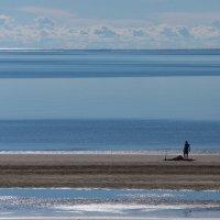 Белое море, убылая вода :: Павел Харлин