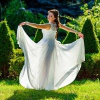 Невеста на пргулке :: iv12
