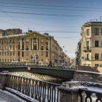 Демидов мост :: Valeriy Piterskiy