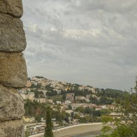 Вид из старой крепости :: Gennadiy Karasev