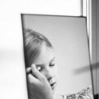 первые попытки быть взрослой девочкой :: Мария Корнилова