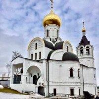 Золотыми куполами в синь небесную .., :: Наталья Маркелова