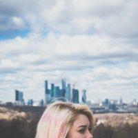 Город не отпускает :: Анастасия Рыжова