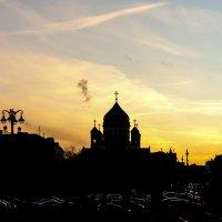 Вечерняя Москва :: Андрей Егоров
