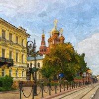 Нижегородская зарисовка :: Дмитрий Гортинский