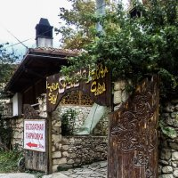 Резные ворота. :: Yoris2012 Lp.,by >hbq/