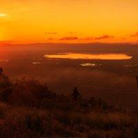 Рассвет в национальном парке Нгоронгоро... Танзания! :: Александр Вивчарик