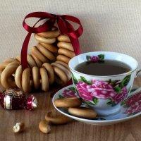 Чай с сушками :: Татьяна Смоляниченко