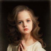 Портрет девочки :: Лариса