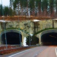 Через туннель.... :: Tatiana Markova