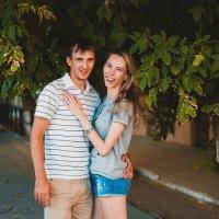 Сергей и Юля :: Любовь Илюхина