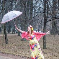 Желание летать. :: Александр Лейкум