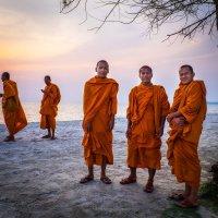 Buddhists :: Alena Kramarenko