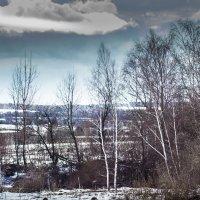 ...Ещё в полях белеет снег... :: Владимир Буравкин