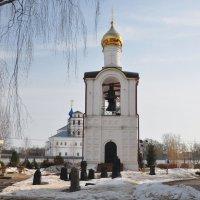 Свя́то-Нико́льский Пересла́вский монасты́рь :: Августа