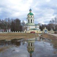 Церковь Николая Чудотворца. :: Oleg4618 Шутченко