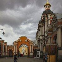 Свято-Троицкая Александро-Невская Лавра :: И.В.К. ))