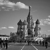 Собор Покрова, что на рву (Храм Василия Блаженного) :: Игорь Иванов