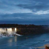 Ниагарский водопад :: Naum