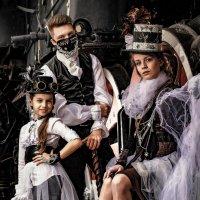 steampunk :: Наталья и Юрий Родионовы