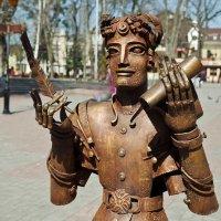 сварная скульптура :: юрий иванов