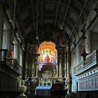 В церкви Носа-Сеньора-да-Оливейра :: ИРЭН@ Комарова