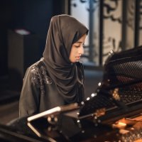 Пианистка из Абу-Даби :: Владимир Горубин